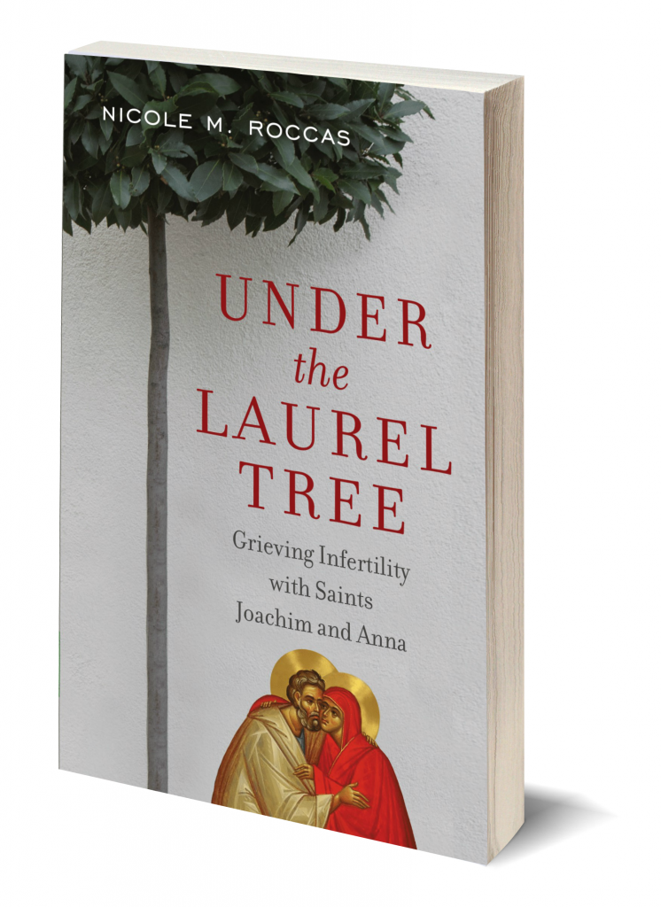 Under the Laurel Tree 3d book cover image