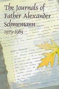 The Journals of Fr. Alexander Schmemann