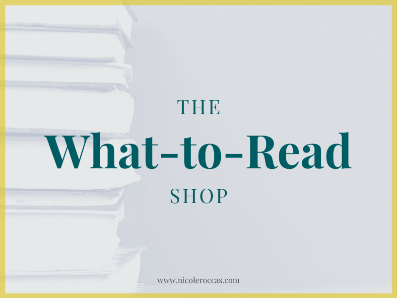 The What to Read Shop