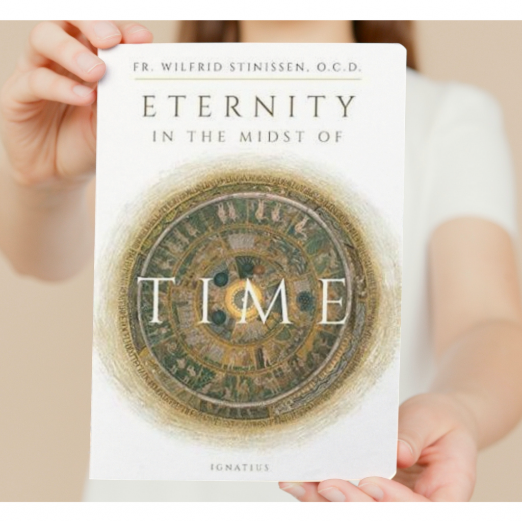 cover of Eternity in the Midst of Time book
